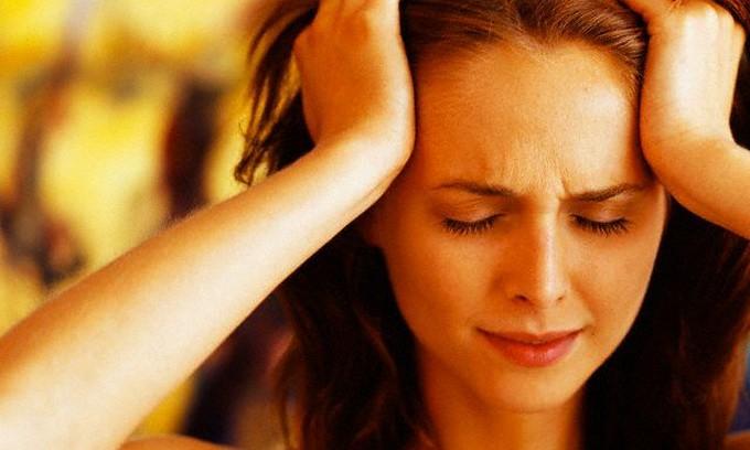 Сильный заговор от головной боли.