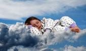 Заговор на крепкий сон младенца.