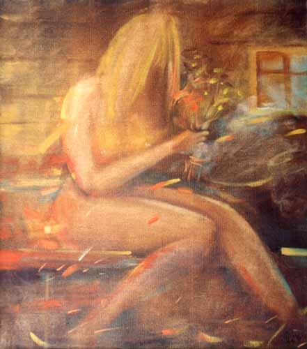 Приворот на пот в бане на Ивана Купалу.