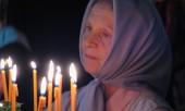 Молитва матери о сыне, который служит в армии.