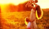 Заговор, чтобы ребенка любили