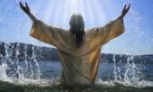 Молитва от сглаза на воду.