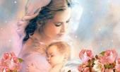 Молитва о счастье новорожденного ребенка.