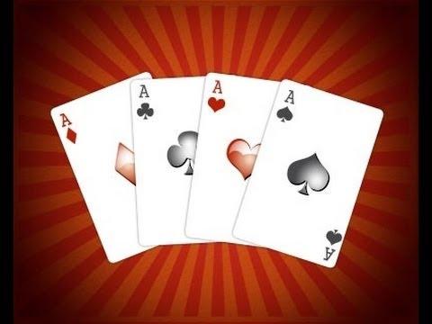Заговор, чтобы выиграть в карты.