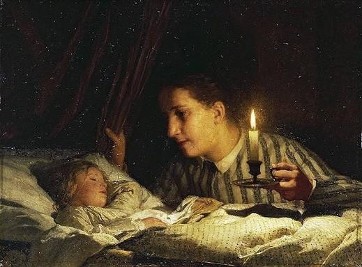 Молитва о послушании детей родителям.