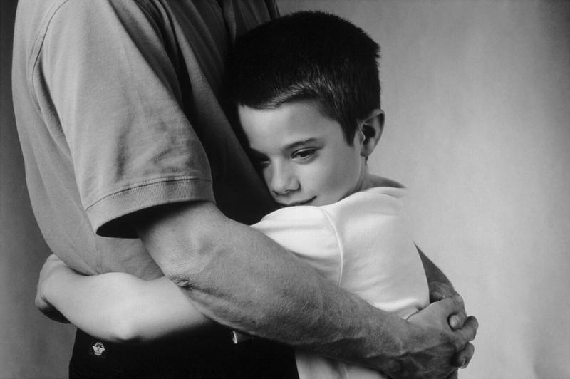 Молитва, чтобы сын отца любил.