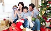 Рождественский оберег для всей семьи.