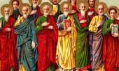 Молитва 12 апостолам в Рождество.