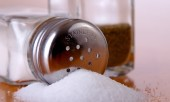 Приворот с помощью соли.