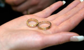 Приворот мужа на обручальное кольцо.