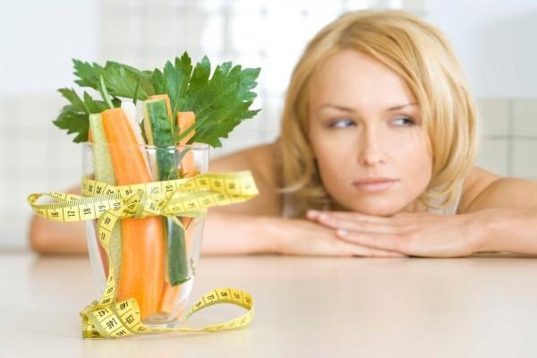 Заговор для начала диеты.