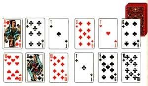 Гадание на игральных картах на отношение любимого