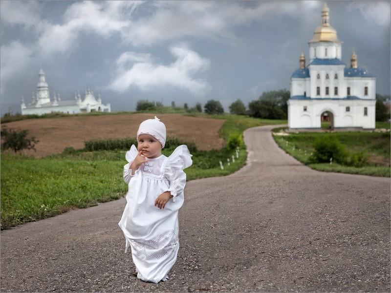 Молитва в дорогу детям