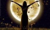 Заговор на растущую луну чтоб поправиться