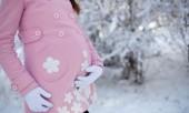 Молитва, если беременная упала на живот