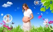 Заговор от плача ребенка в утробе матери