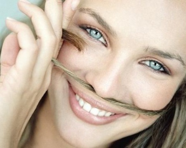 Заговор против роста волос на лице