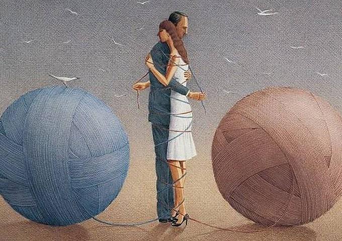 Приворот на верность жены