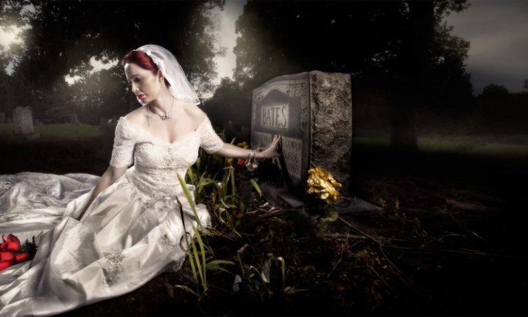 Лечение на кладбище