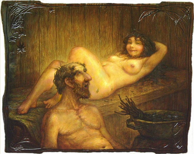 Отворот в бане